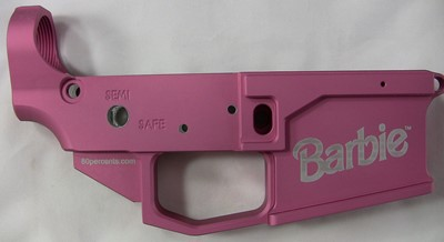 80% Arms 7075 billet lower receiver right side