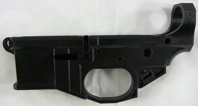 Ares Armor/Polymer80 80% lower receiver left side