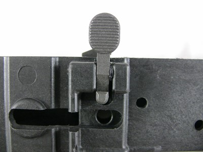EP Armory 80% lower receiver bolt catch fix