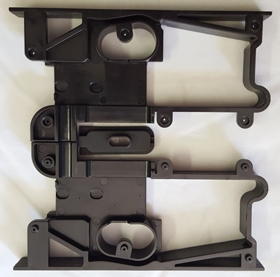 Hybrid-80 Tennessee Arms Liberator 80% lower receiver tools