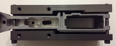 IE Tactical lower fitment to 80% Arms Easy Jig