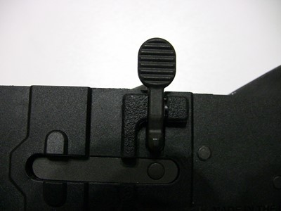 James Madison Tactical lower bolt catch fix