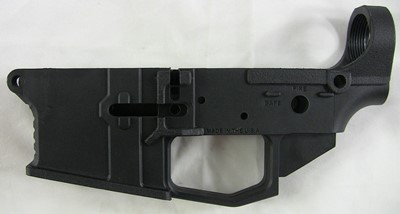 James Madison Tactical 80% lower receiver left side