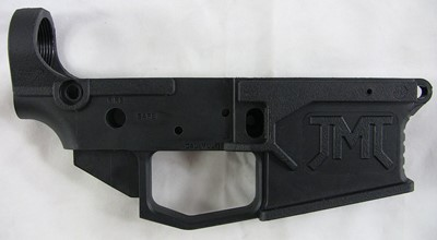 James Madison Tactical 80% lower receiver right side