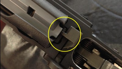 M1 Machining 80% lower receiver bolt catch problem