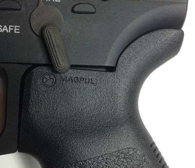 M1 Machining 80% lower receiver MOE grip problem