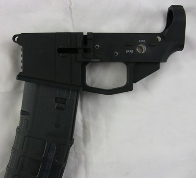 M1 Machining 80% lower receiver PMAG doesn't fit