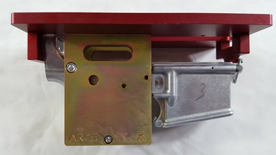 Modulus Arms Heavy Duty jig pin hole drilling