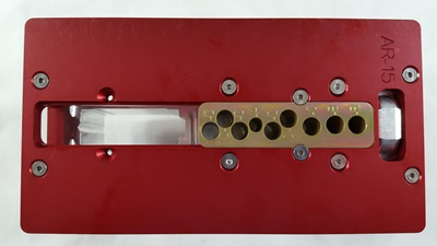 Modulus Arms Heavy Duty jig drilling guide