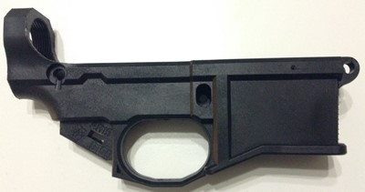 Polymer80 G150 80% lower receiver right side